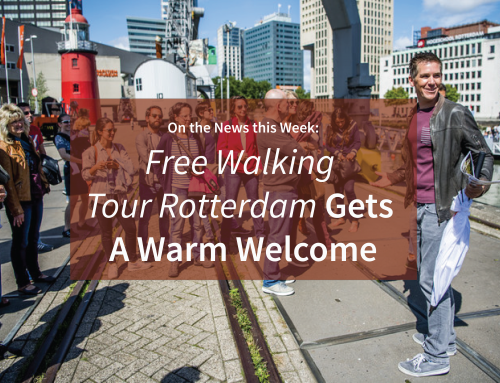 Free Walking Tour Rotterdam Gets a Warm Welcome